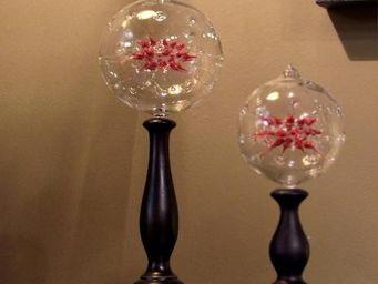 Objet de Curiosite - virus - Boule D�corative