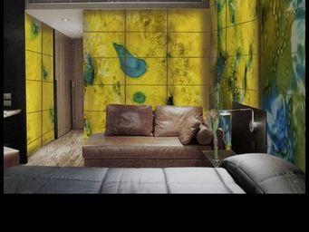 Janssen Mediterrane Baustoffe und Handels -  - Placage Mural Décoratif