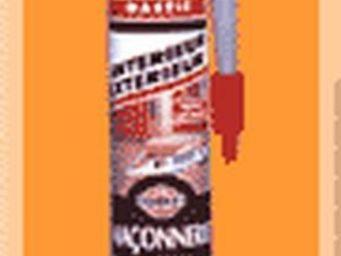 Rubson - mastic rubson maçonnerie - Mastic D'étanchéité