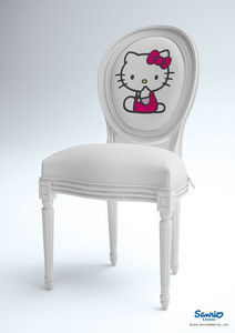 Cia International - hello kitty - Chaise Enfant