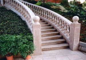 Patmas International -  - Escalier D'ext�rieur