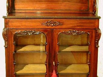 ANTIQUE GERMAIN - vitrine napoleon iii - Buffet Saint Hubert