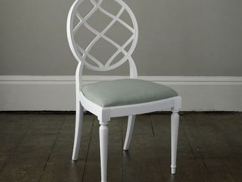 Leporello - trellis chair with drop in seat - Chaise M�daillon