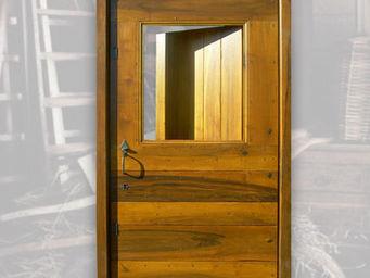 Portes Anciennes - la fermière - Porte D'entrée Pleine