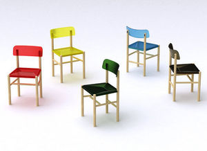 Jasper Morrison -  - Chaise