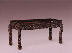 Jacques Barrere - table - Table Basse Forme Originale