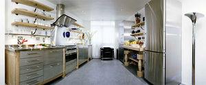 Arch 18 Michael Reed Design -  - Cuisine Équipée