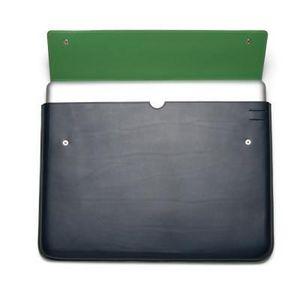 Bill Amberg Leather Design - 15 laptop case - Housse Ordinateur Portable