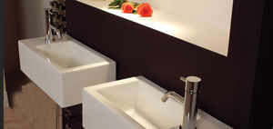 Bathrooms At Source - quadro - Lavabo Sur Colonne Ou Pied