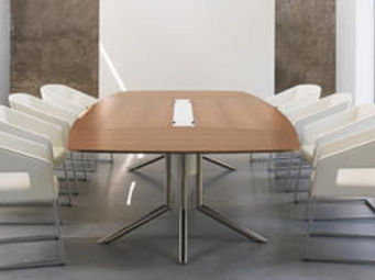 Haworth - audience conference table - Table De Conf�rence