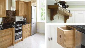The Wooden Kitchen -  - Cuisine Équipée