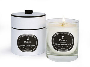 PARKS - aromatherapy glass collection - Bougie