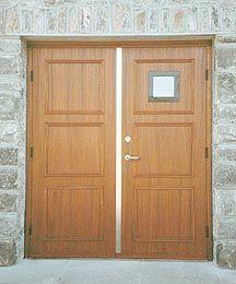 Safeguard Doors -  - Porte Coupe Feu