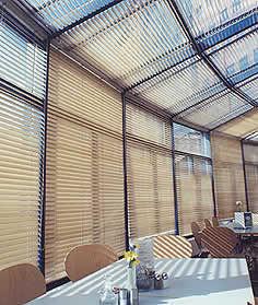 Pentel Contracts - astralux 2000 venetian blind system - Store Vénitien