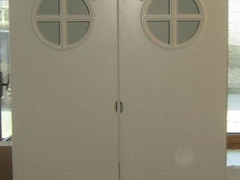 Luc Perron Creation - sur mesure - Armoire Dressing