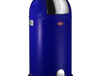 Wesco - kickboy 40l bleu - Poubelle De Cuisine