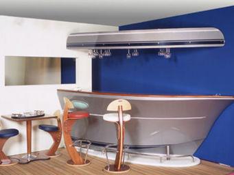 Deck Line - comptoir grande croisière - Comptoir De Bar