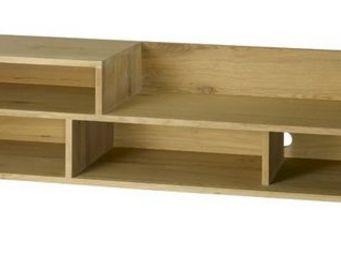 MEUBLES ZAGO - meuble tv côme 4 niches - Meuble Tv Hi Fi