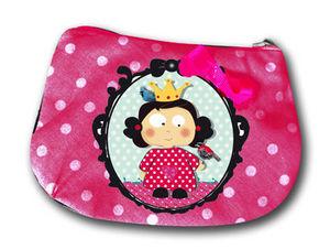 FIFI BASTILLE - princesse - Porte Monnaie Enfant