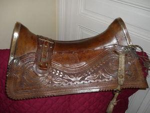 Hippocante - selle de cheval gaucho - Selle De Cheval
