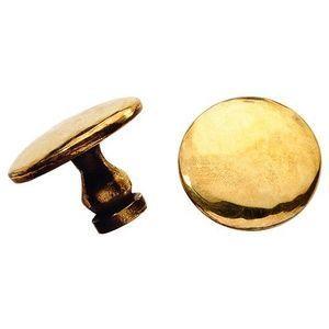FERRURES ET PATINES - bouton de porte en bronze pour porte d'entree ou  - Bouton De Meuble Et De Placard