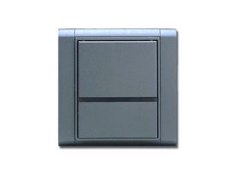 Wimove - interrupteur 2 poussoirs radio programmable gamme  - Interrupteur