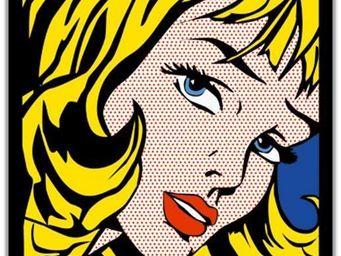 KREA HABITAT - pop art 59 - Impression Numérique Sur Toile