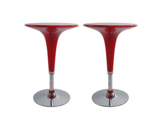 Miliboo - john table x2 - Tabouret De Bar