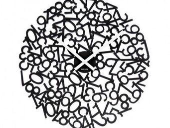 Karlsson Clocks - karlsson - horloge mixed ø? 48 cm - karlsson - mar - Horloge Murale