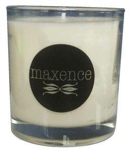 MAXENCE - verre de 40h de senteurs - Bougie Parfumée