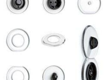 Replicata - unterputzschalterserie bakelit/glas - Interrupteur Rotatif