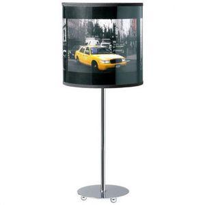 Maisons du monde - lampe manhattan - Lampe À Poser