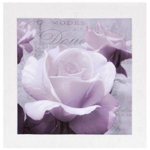 Maisons du monde - toile rose - Photographie