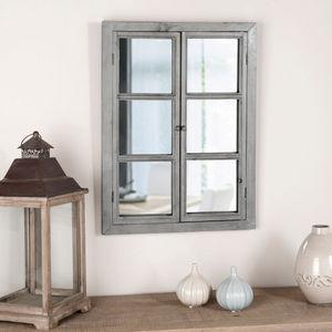 Maisons du monde - miroir fenêtre - Miroir
