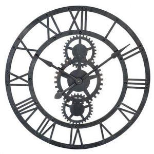 Maisons du monde - horloge temps modernes - Horloge De Cuisine
