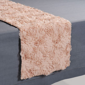Maisons du monde - chemin de table lise lilas - Chemin De Table