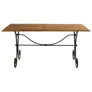 Maisons du monde - table à dîner 160 cm lubéron - Table De Repas Rectangulaire