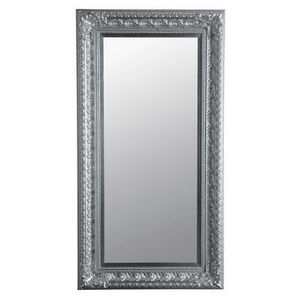 Maisons du monde - miroir marquise silver 95x180 - Miroir