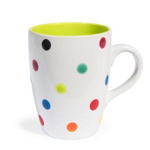 Maisons du monde - mug confetti vert - Mug