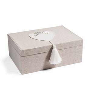 Maisons du monde - boîte à bijoux sophie - Coffret À Bijoux