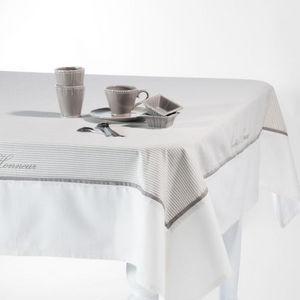Maisons du monde - nappe invité 150x350 - Nappe Rectangulaire