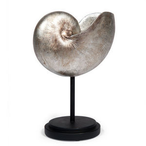 Maisons du monde - statuette nautilus - Coquillage