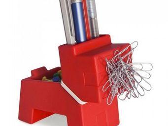 Manta Design - pot � crayons doggy magnet - Pot � Crayons