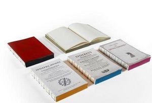 SLOW DESIGN - livres muets - Carnet De Notes