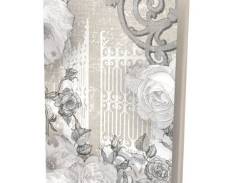 Mathilde M - carnet 32 pages jardin fleuri - Carnet De Notes