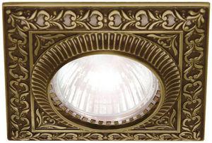 FEDE - san sebastian square collection - Spot De Plafond Encastré