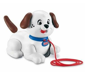 Fisher-Price - petit snoopy - Trotteur