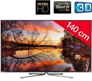 CHANGHONG - uhd55b6000is - tlviseur led 3d smart tv ultra hd 4 - Téléviseur Lcd