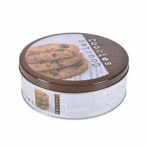 WHITE LABEL - boites à gâteaux cookies - Boite À Biscuits