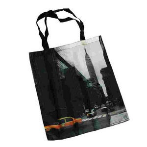 WHITE LABEL - sac shopping new york city empire state building - Cabas